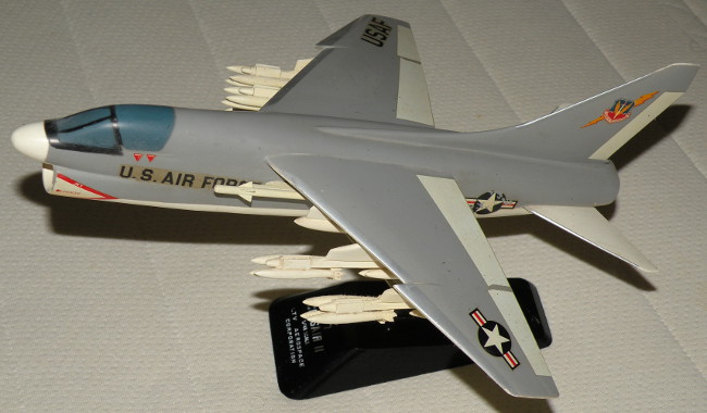 Vintage Precise Models           A-7 Corsair II model