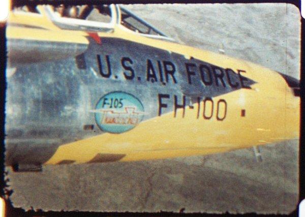 Republic Aviation Corporation F-105 Thunderchief \