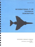 International F-4E technical description, Report MDC-A2300