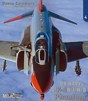 D. Coremans (2009), Uncovering the US Navy Q/F-4B/J/N/S Phantom. DACO Publications, Belgium