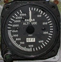 ID-1304 Radar Altimeter