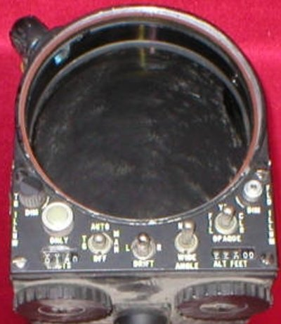 RF-4B Phantom LA-313A viewfinder indicator