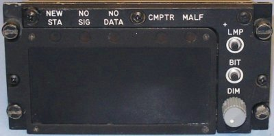Data display panel ID-1942/A