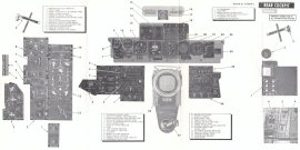 F-4J rear cockpit layout