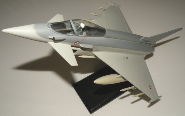 Eurofighter Typhoon model