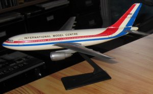 IMC Airbus A300 promotional model