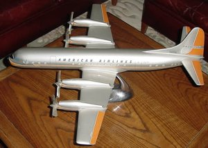 Raise Up Lockheed L-188 Electra model