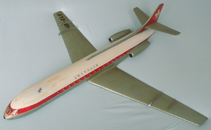 Raise Up Swissair Caravelle model