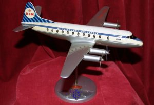 Raise Up Vickers Viscount model