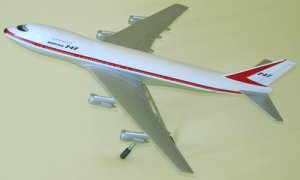 Topping, Inc. Boeing 747 model