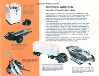 Topping, Inc. catalogue, 1961, page 13