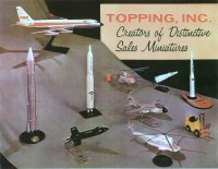 Topping, Inc. catalogue, 1961, cover page