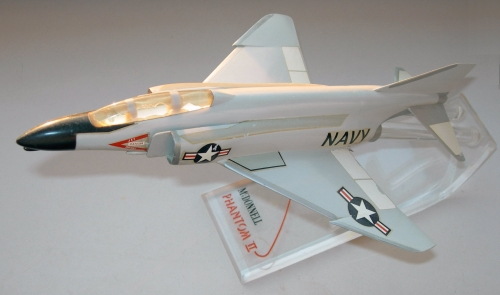 Navy F-4B, Topping or Precise Models, Ohio, USA