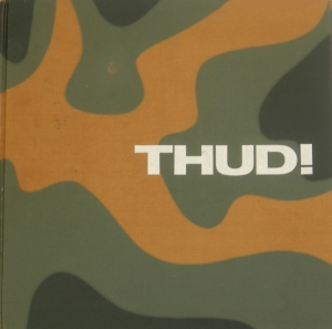 Thud! book with Verkuyl F-105 model
