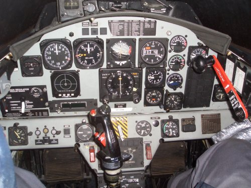 CT-133 front panel