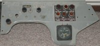 T-33A-5 right sub-panel